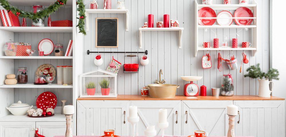 Decora tu cocina en navidad | Ideas para decorar